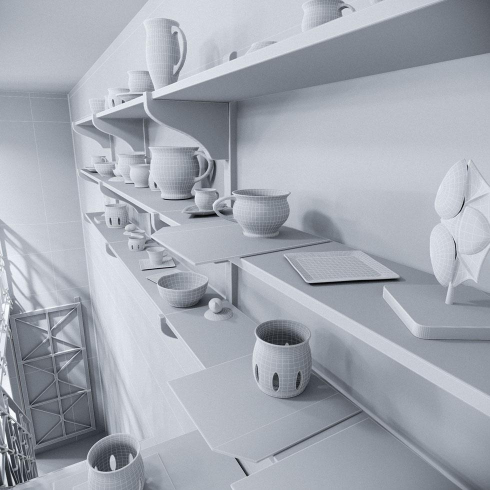 3D termékbemutató - termékvizualizáció - 3DRendeer
