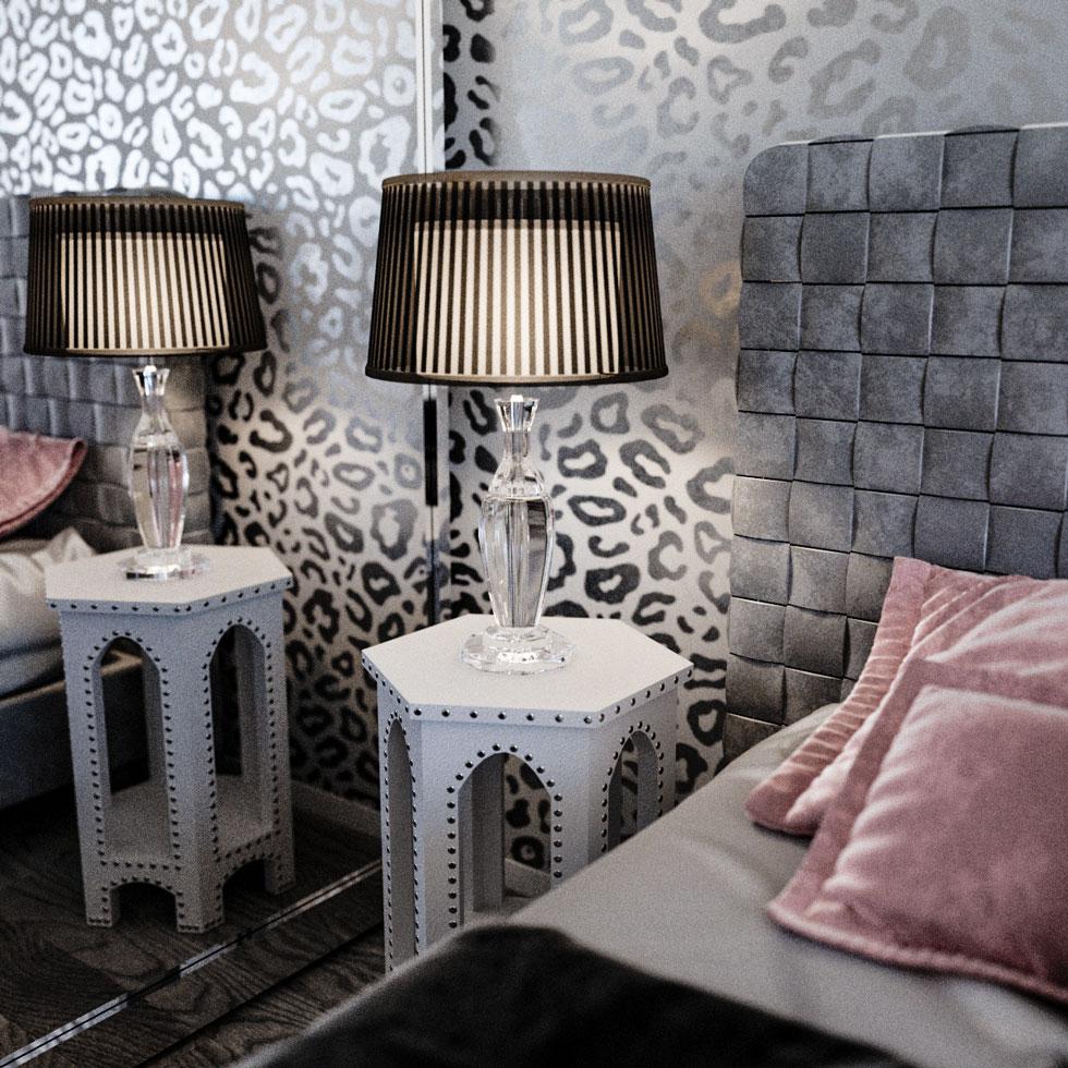Glam stílus – Pannónia utca